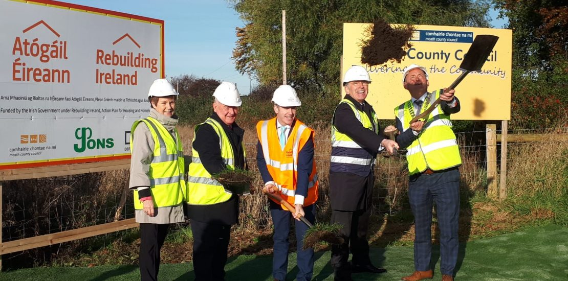 Sod turned on Boyne Village Site