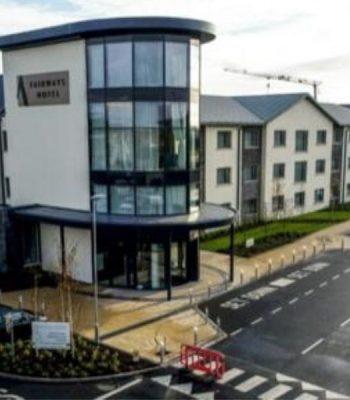 4 Star fairways hotel re-opens its doors
